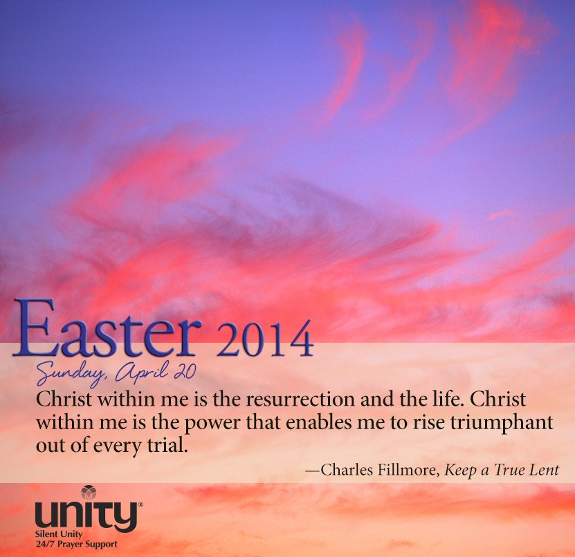 Image credit: Silent Unity, an online prayer ministry
